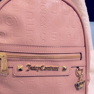Juicy Couture bag backpack